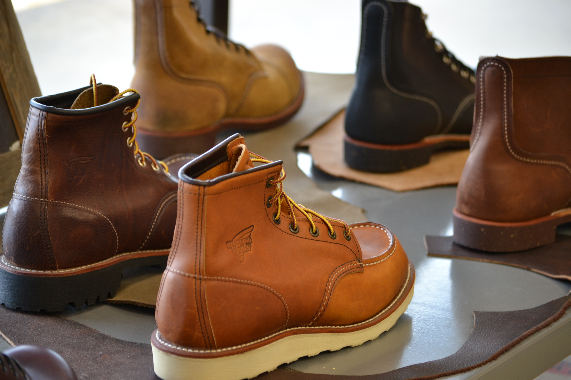 Photo Gallery | Take a Look | Red Wing Shoes of Charlottesville