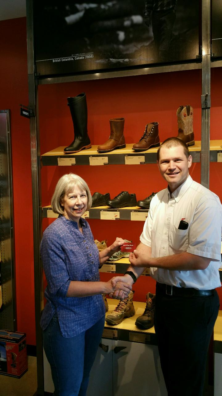 Customer of the Month | Red Wing Shoes Charlottesville