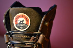 Red Wing's Irish Setters